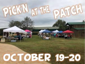 Pick'N at the Patch @ Lazy Acres Farm Fun